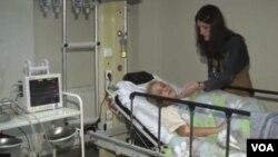 დიდი ნეძში თავდასხმისას, ლიკა დემეტრაძემ მძიმე დაზიანება მიიღო