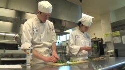 High School Students Cook Up Career Skills