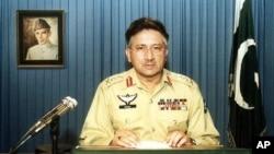 پرویز مشرف، رئیس جمهور پیشین نظامی پاکستان