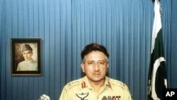 Prevez Musharaf, Pakistani president