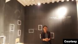 位于台北的台湾世宗韩语文化苑创办人崔峼颎