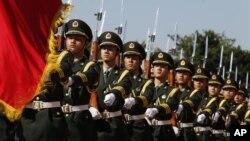 Bắc Kinh nhiều lần tuyên bố rằng sự trỗi dậy của họ có tính chất hòa bình.