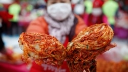 """中韩""""泡菜之争""""口水战再起 环时被批火上浇油"""