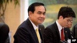 Thủ tướng Thái Lan Prayut Chan-o-cha cam đoan với Philippines sẽ tiếp tục bảo đảm thực thi bộ quy tắc ứng xử Biển Đông.