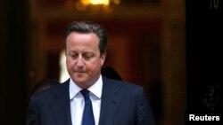 英國首相卡梅倫星期四往英國下議院尋求支持在敘利亞採取軍事行動