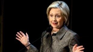 AQSh prezidentligi uchun nomzod Hillari Klinton