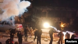 د تیرعیسوي کال د نومبر د میاشتې نه راپدیخوا په اوکراین کې مظاهرې دوام لري.