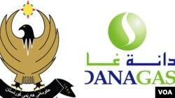 Logoyên Dana Gas û KRG