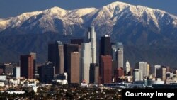 洛杉矶景致之一