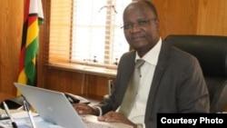 Professor Jonathan Moyo (Photo: Prof. Moyo Twitter account)