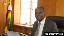 Professor Jonathan Moyo (Photo: Prof. Moyo Twitter account)