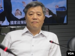 国民党智库永续组召集人陈雄文