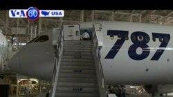 Máy bay dân dụng mới nhất thế giới gặp trục trặc