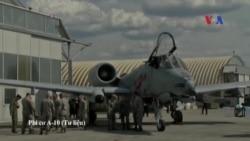 Mỹ triển khai chiến đấu cơ ở Philippines