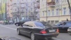 رئیس جمهوری اوکراین سازش میکند