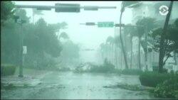 Ураган «Ирма» прошелся по Флориде