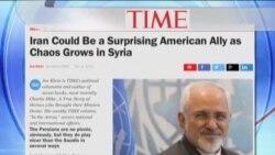 مفسر مجله تایم: ایران میتواند در سوریه متحد آمریکا باشد