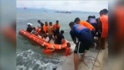یک کشتی مسافری فیلیپین واژگون شد، ده ها نفر جان دادند