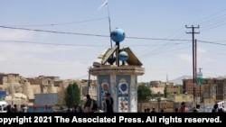 塔利班2021年8月12日占领东南部战略要地加兹尼市