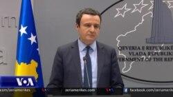 Kosovë: Hiqen tarifat ndaj mallrave serbe