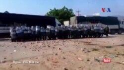 VN yêu cầu khắc phục ô nhiễm ở nhà máy điện sau khi xảy ra biểu tình