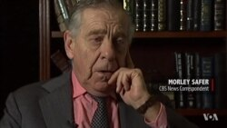 China's Cultural Revolution Through Eyes of Journalist Morley Safer