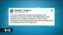 Trump na Xi wakubuliana kuimarisha ushirikiano kibiashara