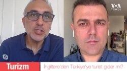 İngiltere'den Türkiye'ye Turist Gider mi?