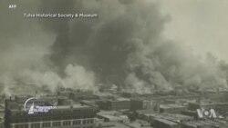 Washington Bureau : Rais Biden azuru kumbukumbu ya mauaji ya watu weusi 300 Tulsa