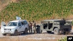 اقوام متحدہ کے امن مشن کے مطابق علاقے میں اب صورتحال کنٹرول میں ہے۔