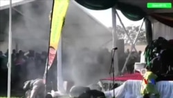 津巴布韋發生炸彈襲擊總統脫險副總統受傷