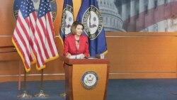 Rep Nancy Pelosi Speaks About Nice Paris Attack