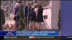 """Përurimi i rrugës """"Bo Bajden"""" në Kosovë"""
