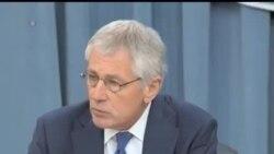 哈格尔:中国与美军舰对峙时行动不负责任