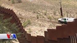 AQSh-Meksika chegarasidamiz