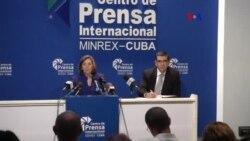 Nuevos acuerdos entre EE.UU. y Cuba