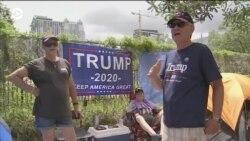 Орландо готовится к митингу Дональда Трампа