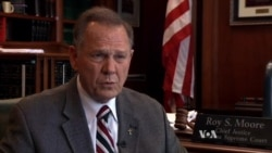 Alabama Chief Justice Defies Same-Sex-Marriage Ruling