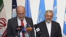 聯合國原子能機構與伊朗未達協議
