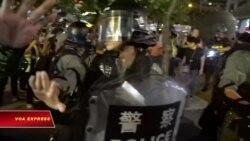Hong Kong không loại trừ sự giúp đỡ của TQ để đối phó với biểu tình