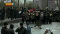 Ukraine Receives Additional Aid As Tensions Rise