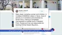 گزارش های خبری: چند نظامی ایران در حمله هوایی به پایگاه نظامی سوریه کشته شدند