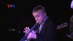 The Jazz World's Wonder Boy (VOA On Assignment July 11, 2014)