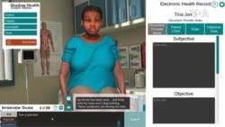 Virtual simulyasiyalar tibb bacılarının təhsil almalarında yardım edir