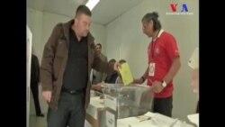 Almanya'daki Türkler'den Sandığa Büyük İlgi