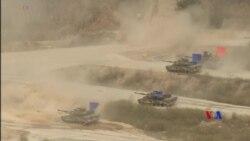 2018-06-19 美國之音視頻新聞: 美韓取消軍演 但未決定是否進行後續演習