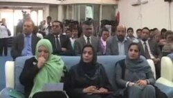 تلاش ها برای مشارکت زنان در انتخابات افغانستان