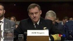 美國網路戰司令部司令:以嚇阻面對網安高級威脅 (粵語)