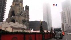 Alemania en alerta por atentado terrorista