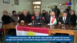 Kürt Partilerinden BM, NATO, AB ve İİT'ye Afrin Çağrısı